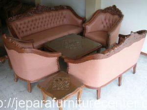 kurso sofa monaco kerang