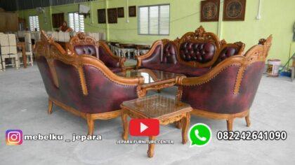 Sofa Tamu monaco ganesa mawar