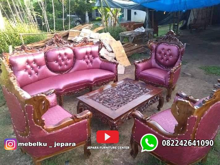 Sofa Romawi Rintik Love